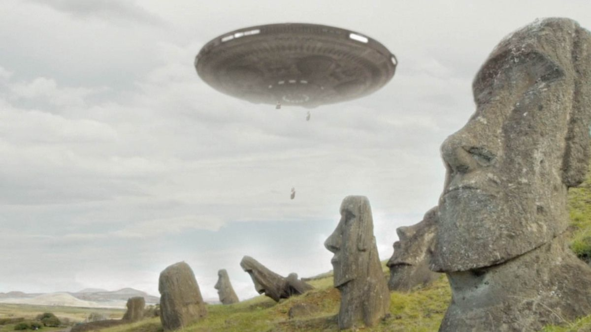 5 Amazing UFO Sightings Nevada - Easter Island !!! May 2017