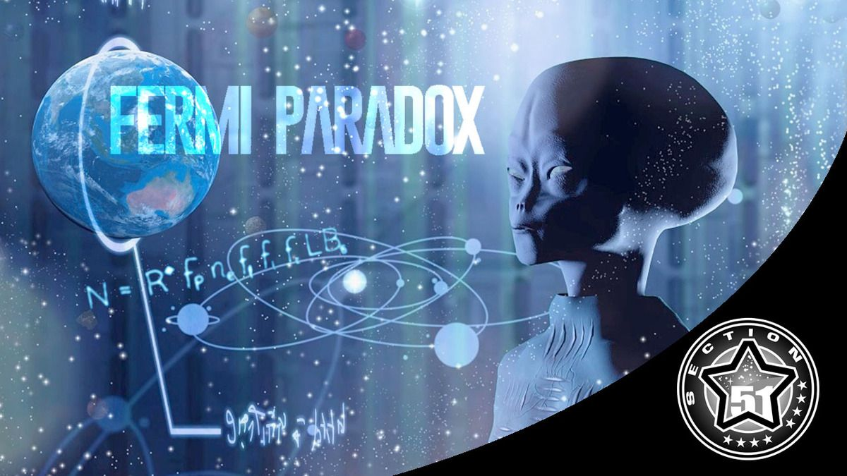 Exploring The Fermi Paradox - But Where Are The Aliens ?