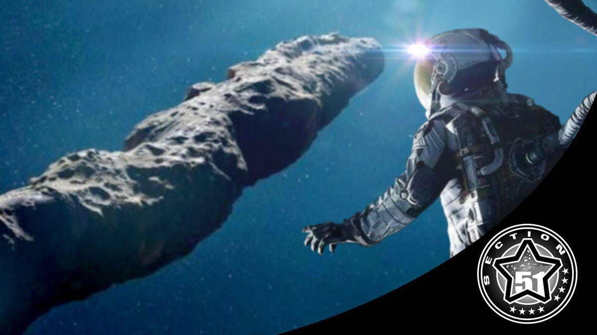Was Secret Mission Sent To Explore Oumuamua Asteroid ?