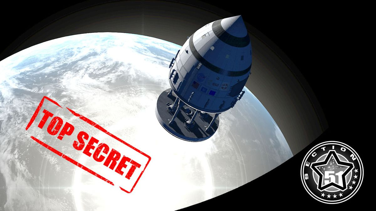 🚀 The Secret Spaceship Propelled By Nuclear Bombs - Project Orion