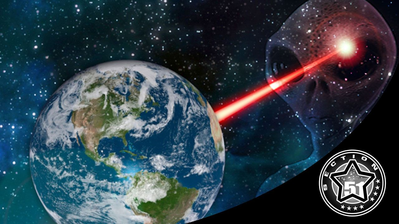 👽 Scientists Want to Use Lasers to Guide Aliens to Earth. What Could Go Wrong ??