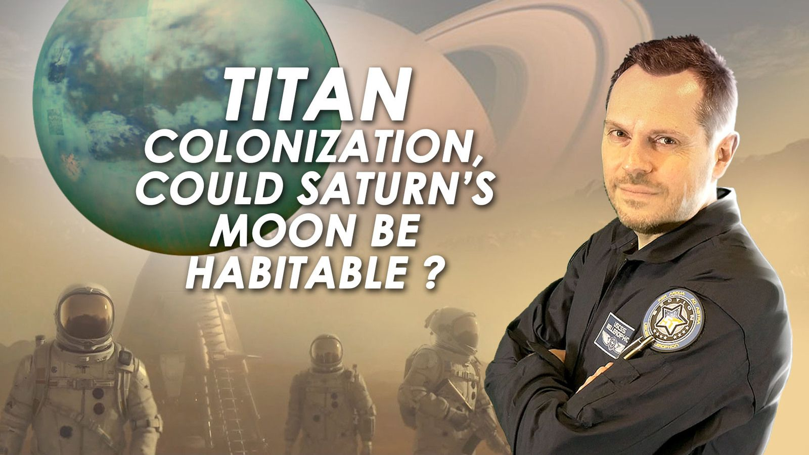 🚀 Why Don't We Colonize Titan rather Than Mars ?