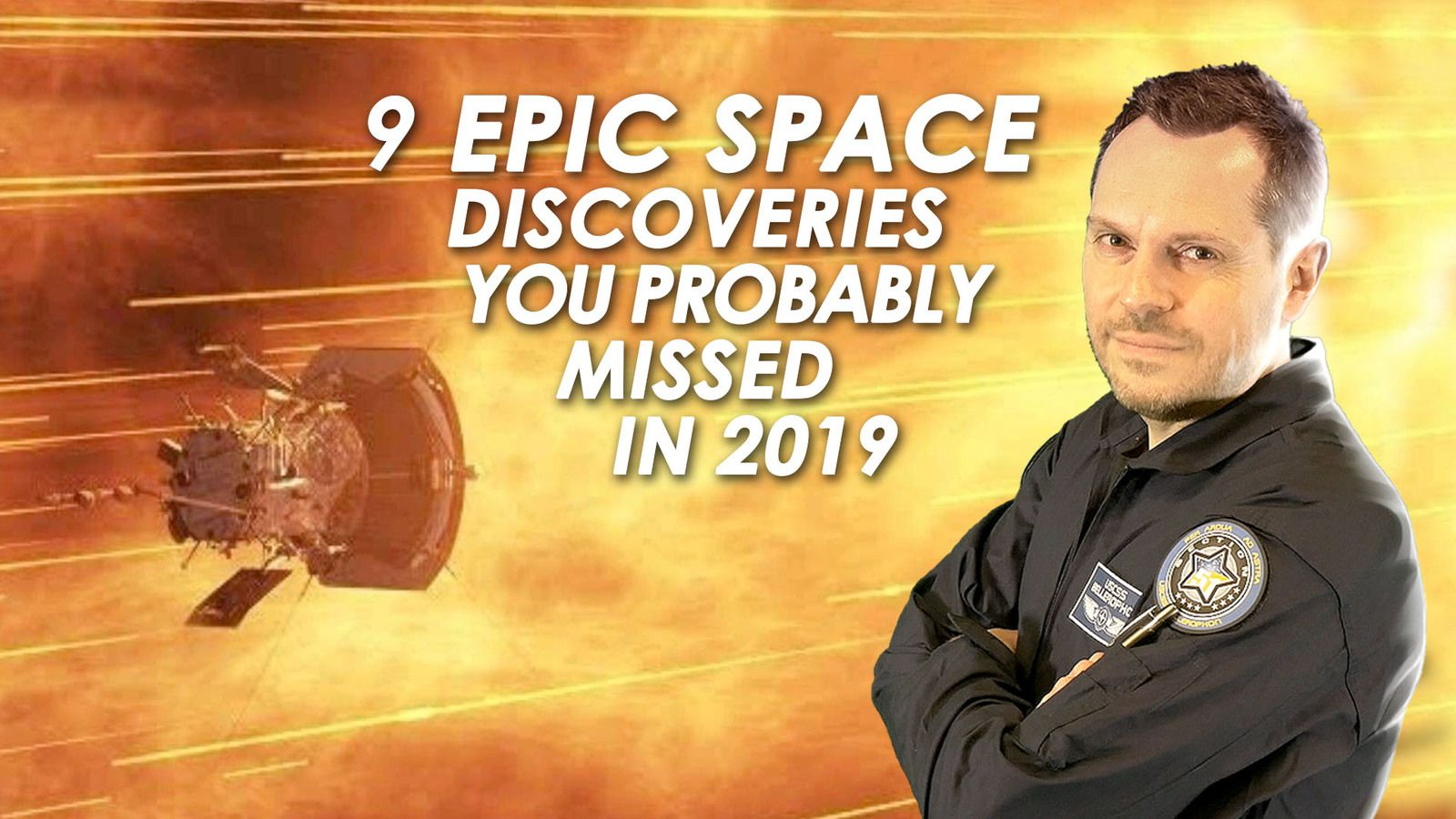 🌠 9 Epic Space Discoveries You Probably Missed In 2019
