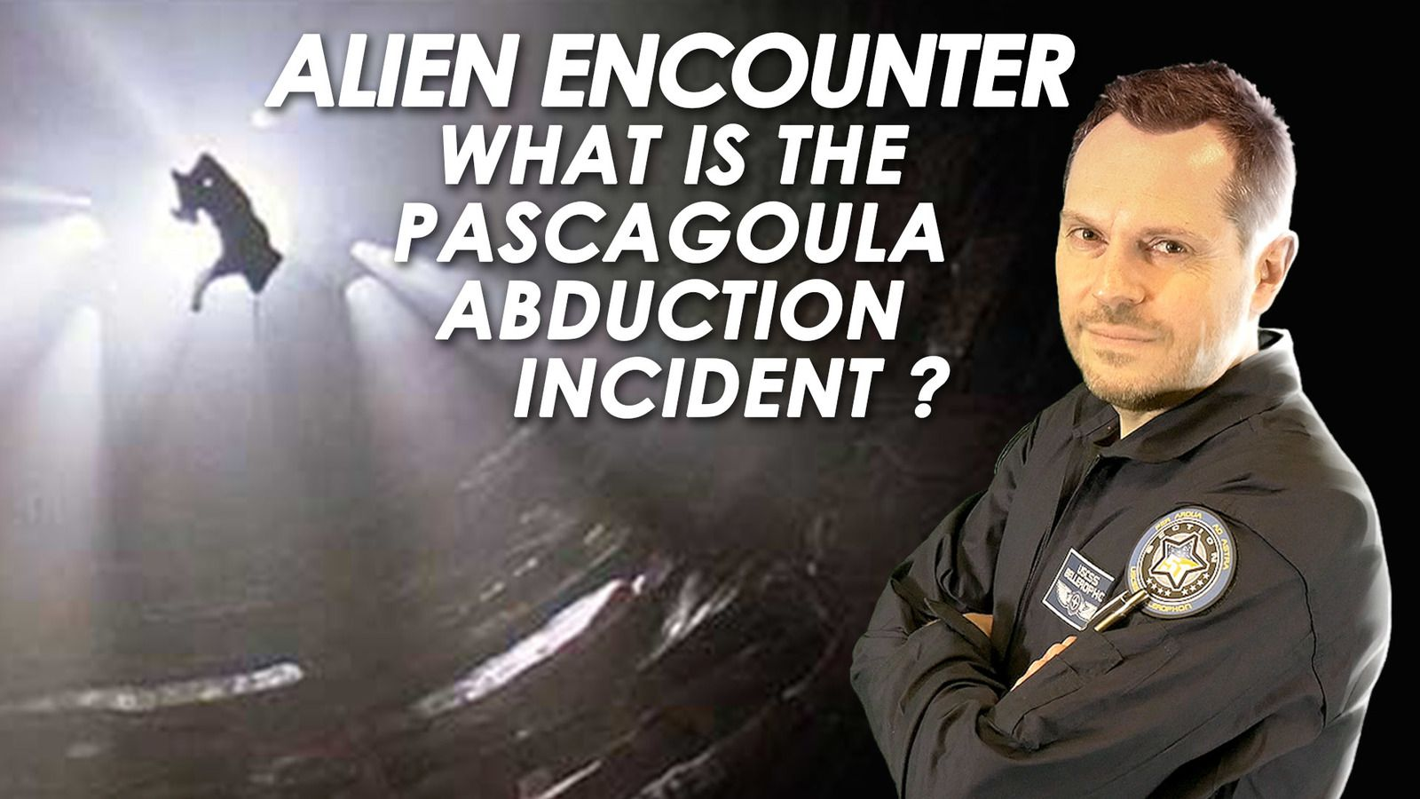 👽 Alien Encounter - The Pascagoula Abduction Incident