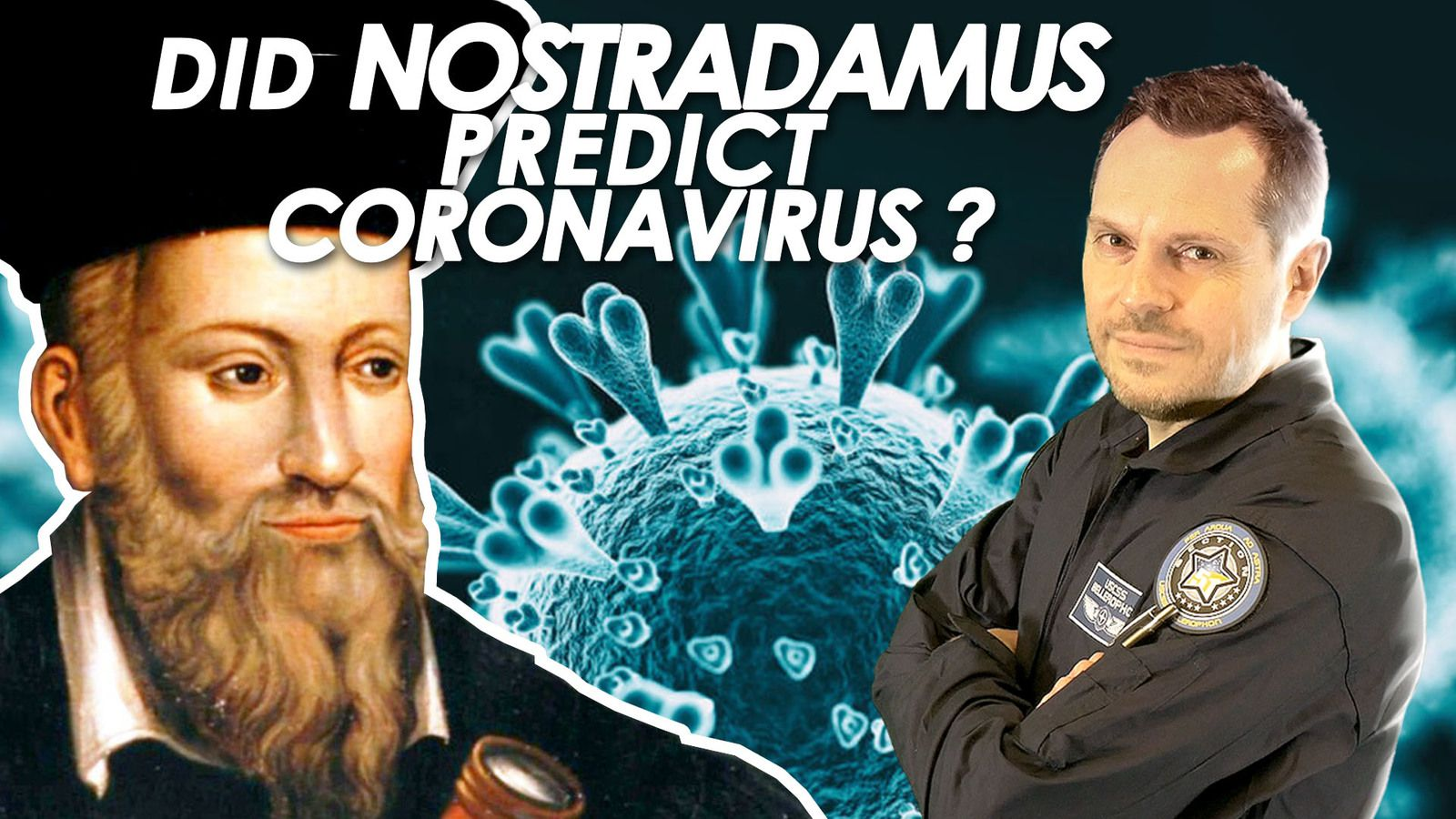 👁 Did Nostradamus Predict Coronavirus and COVID-19 ?