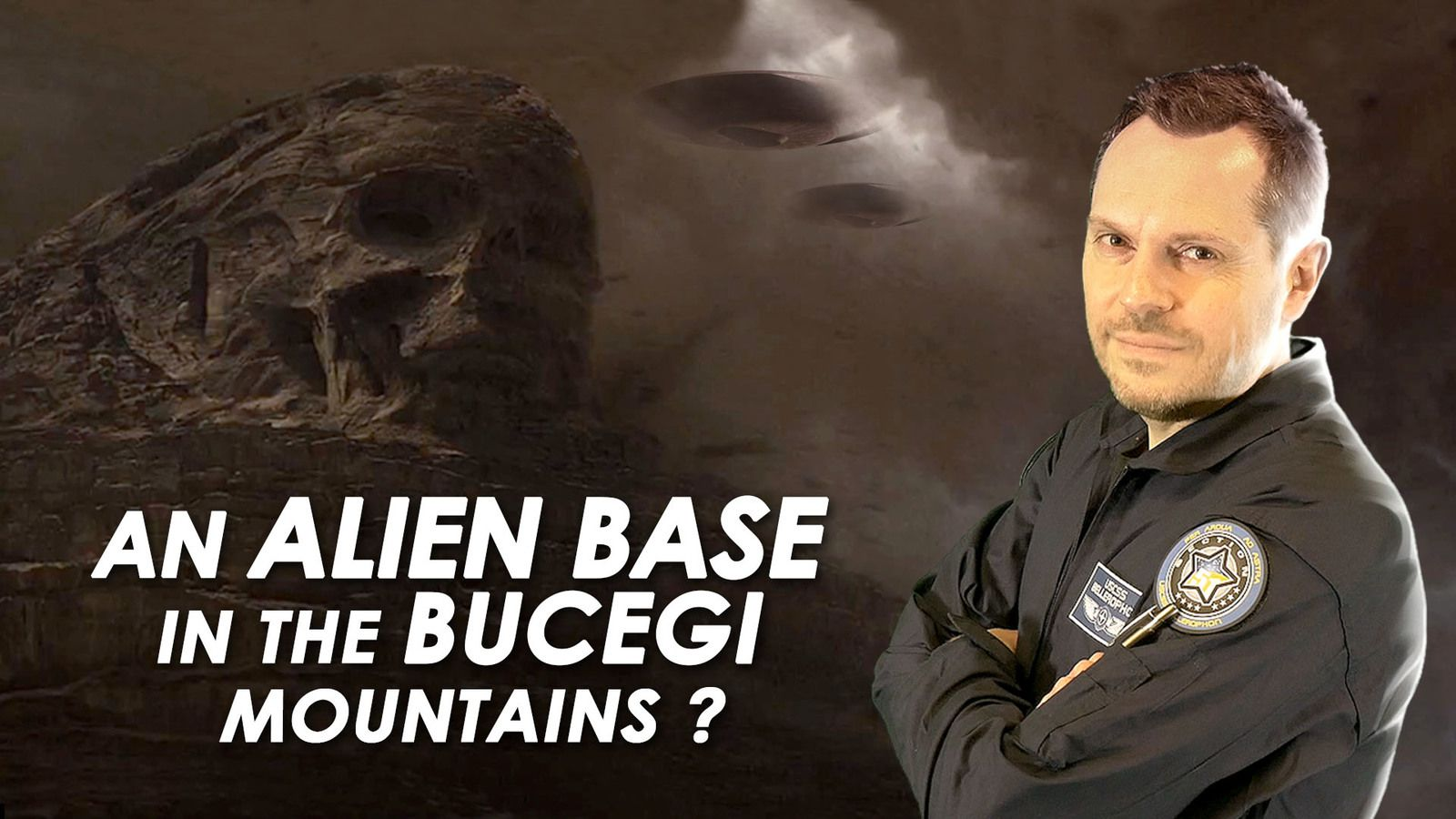 👽 An Alien Base Inside the Bucegi Mountains ?