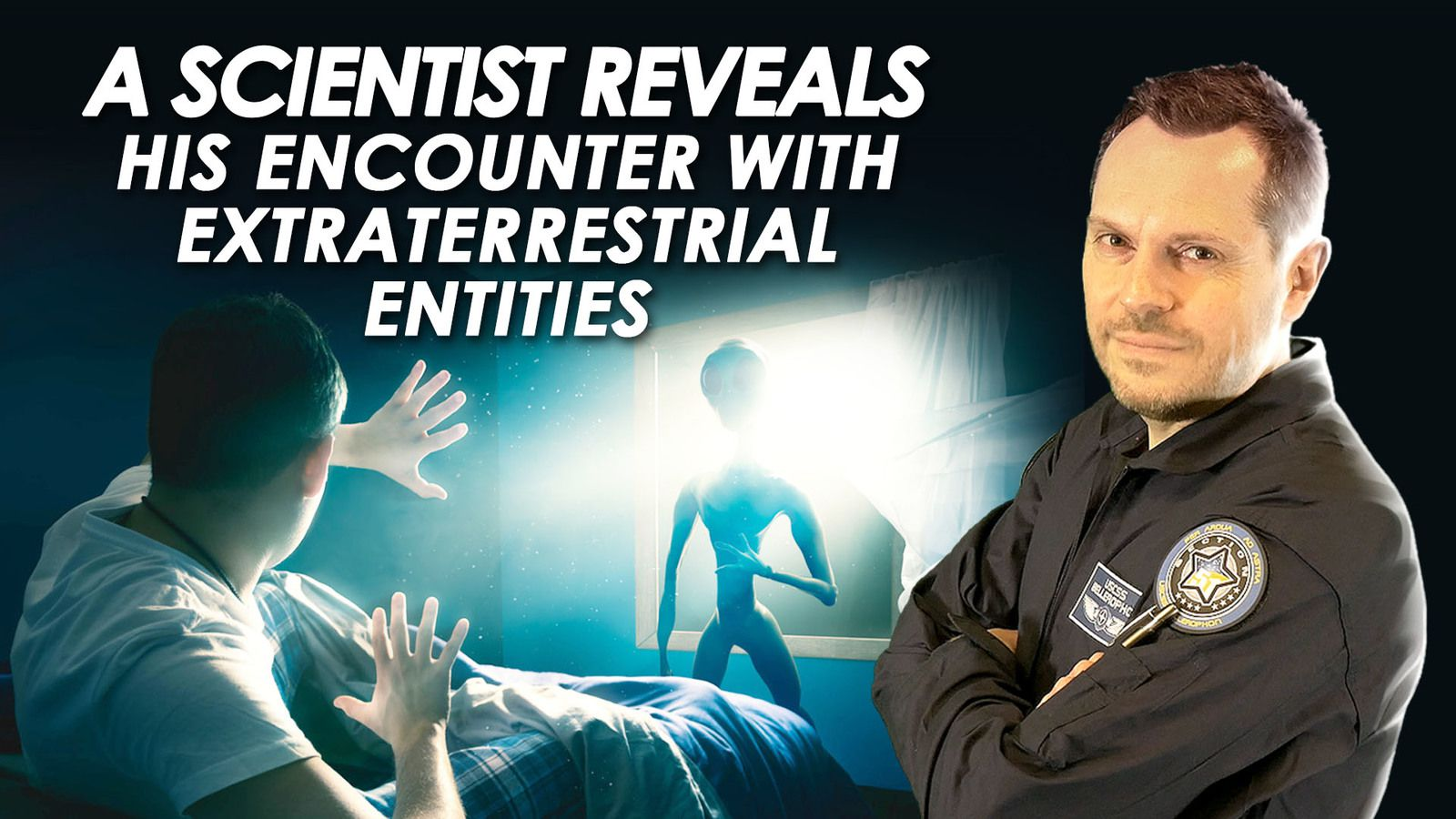 👽 The Scientist Who Revealed His Encounter With Extraterrestrial Entities