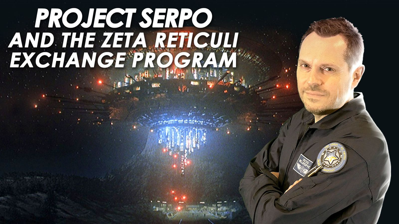 👽 Project SERPO and The Zeta Reticuli Exchange Program