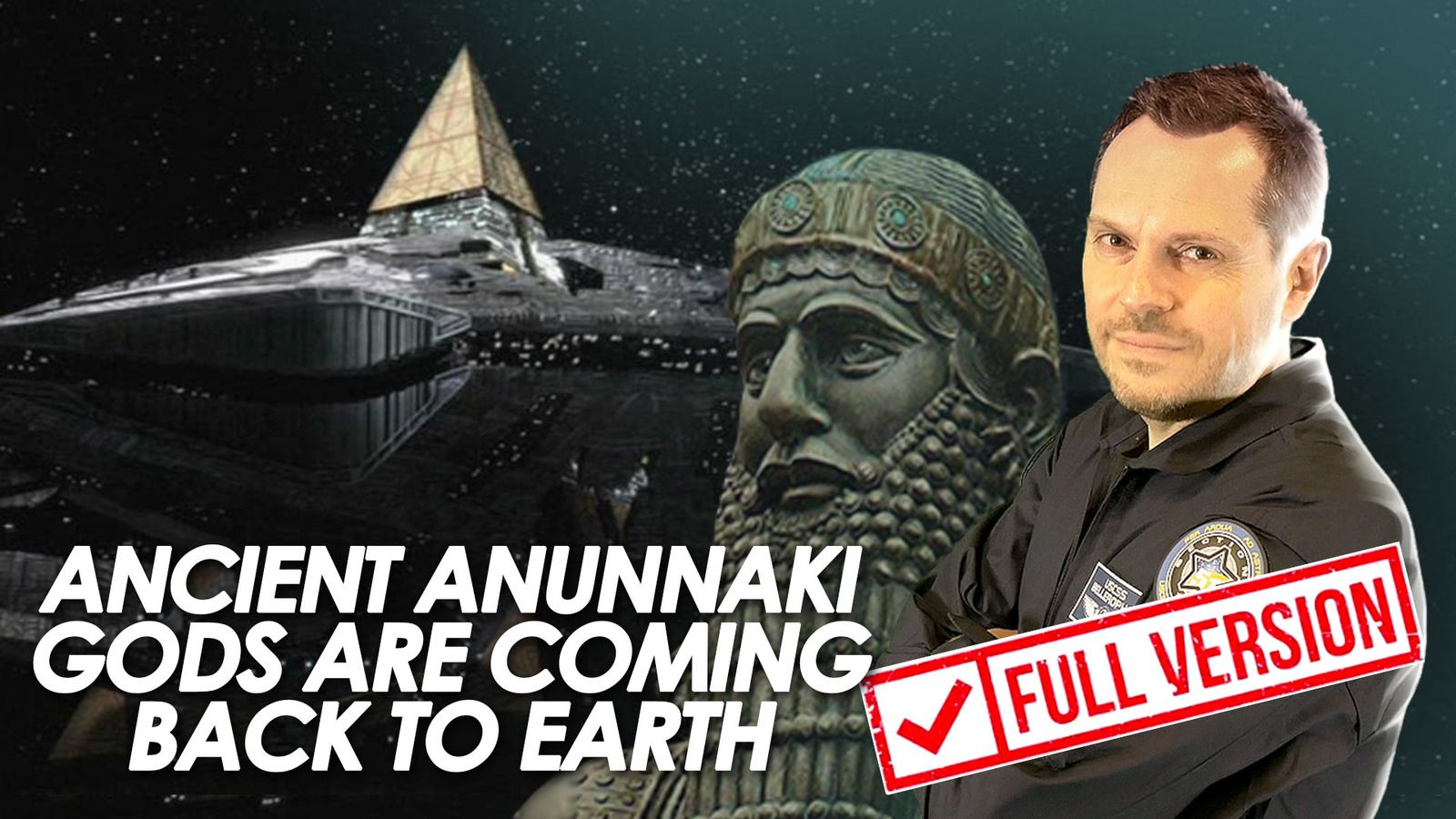 👽 The Ancient Anunnaki Gods Are Coming Back To Earth - Pentagon Leak in Epic Interview