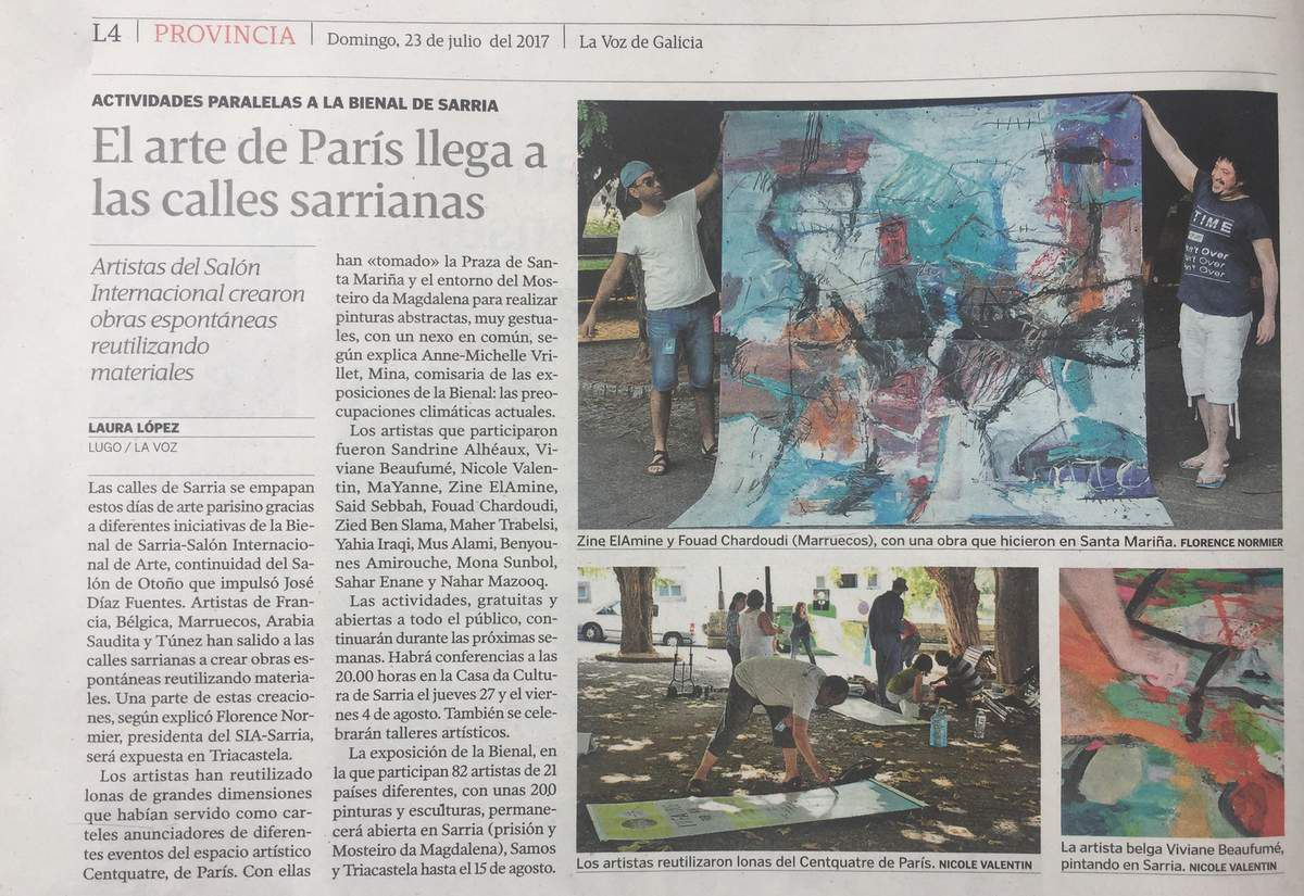 La Pressla prensa/newspaper