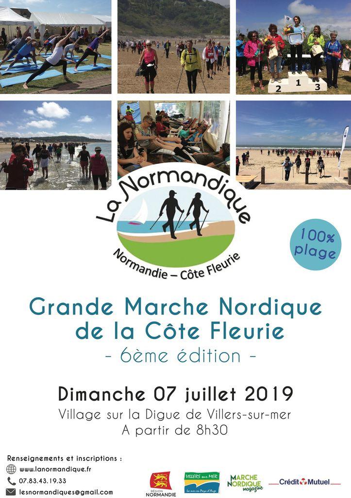 La Normandique, 6ème édition - 7 juillet 2019.