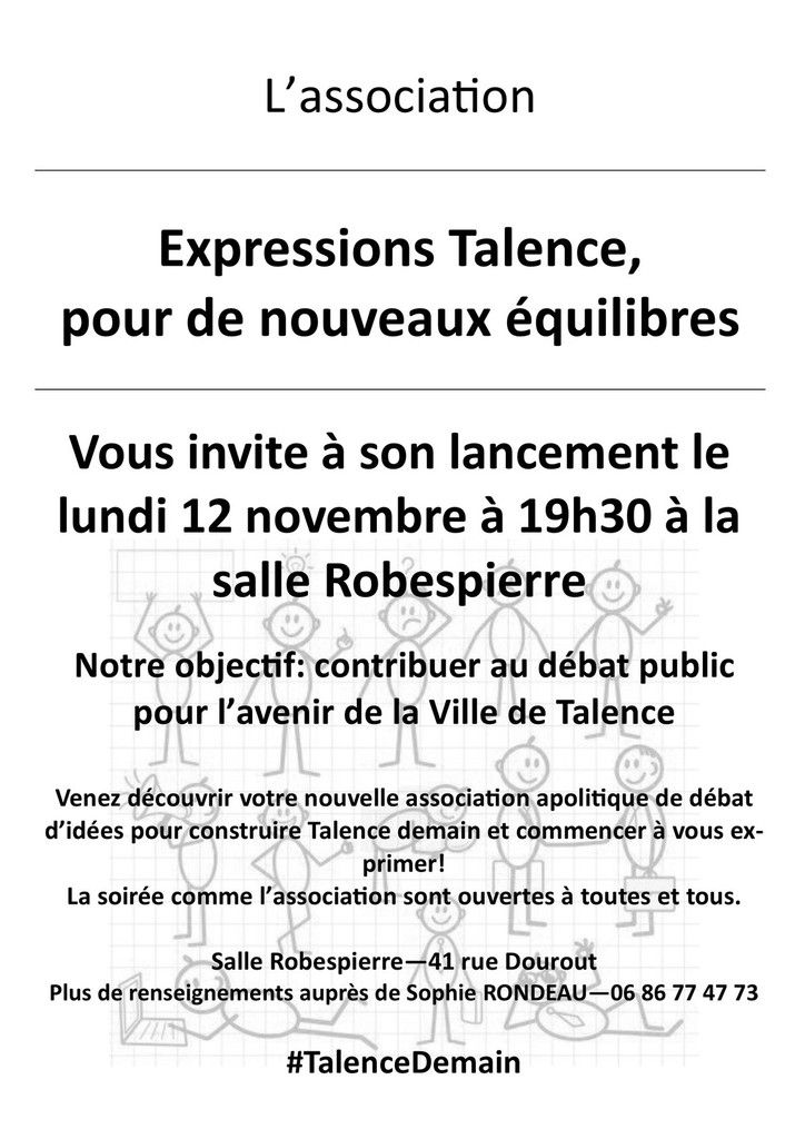 EXPRESSION TALENCE