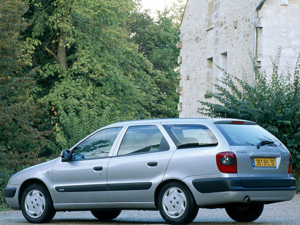 Citroën Xsara Break Phase 1