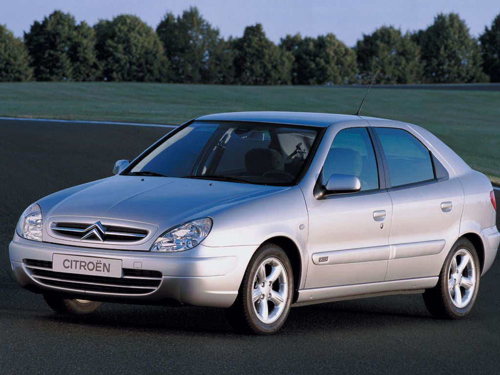 Citroën Xsara Berline Phase 2