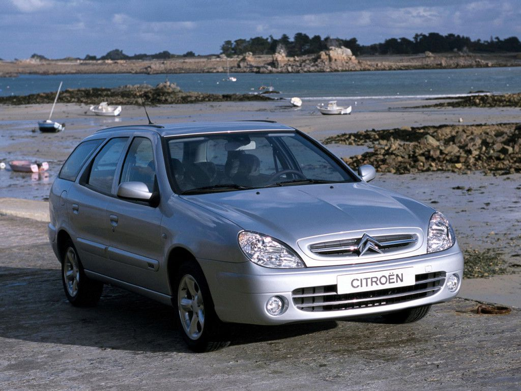 Citroën Xsara Break Phase 3