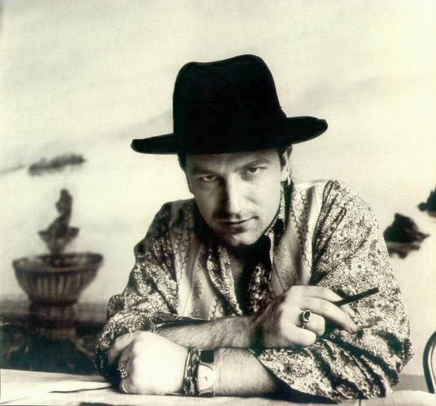 Bono [Rome, Italy, 1989]