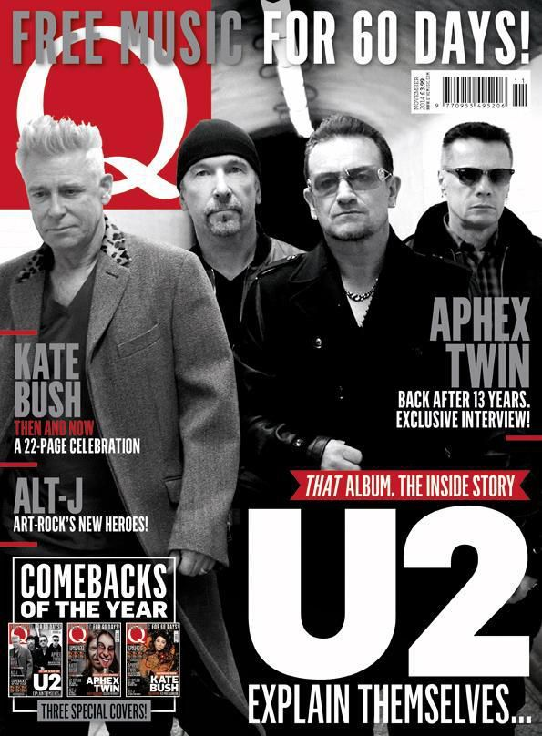 U2 Magazine Q -Novembre 2014