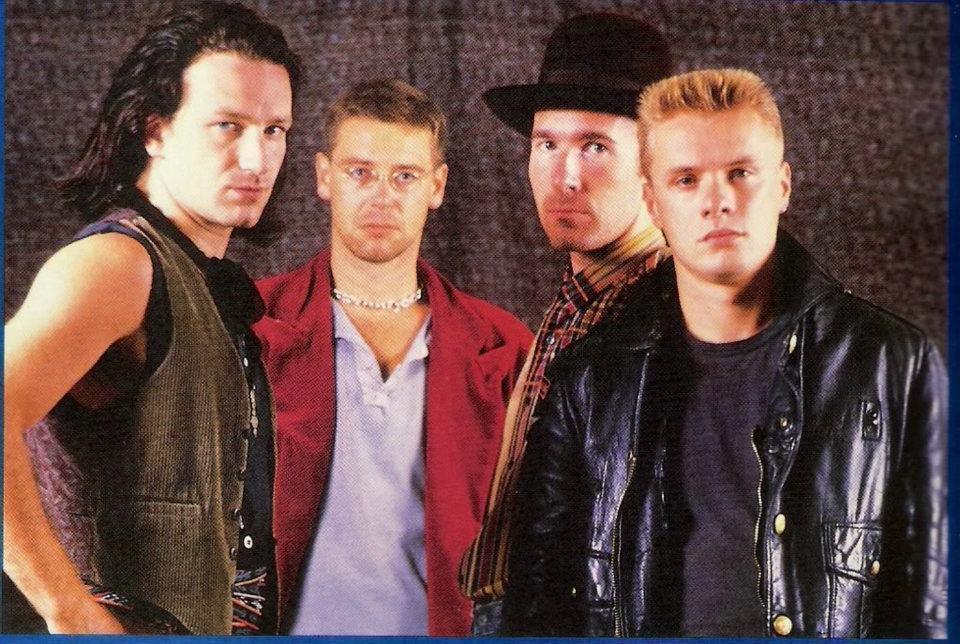 U2-Trip Through Your Wires
