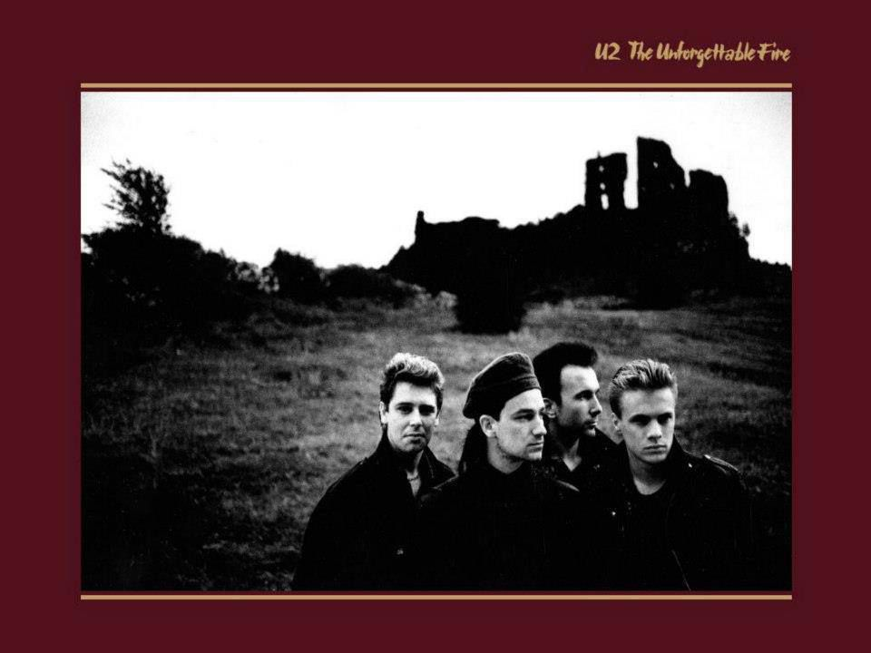 U2-The Unforgettable Fire