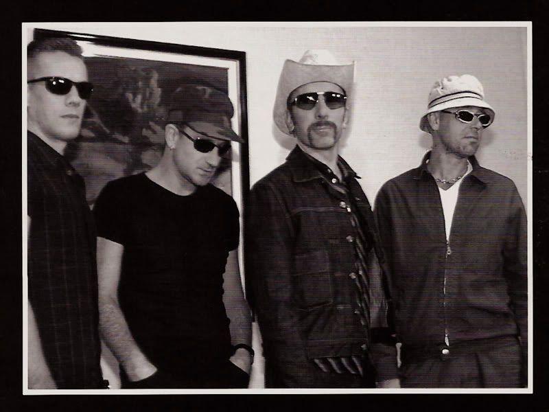 U2- If You Wear That Velvet Dress