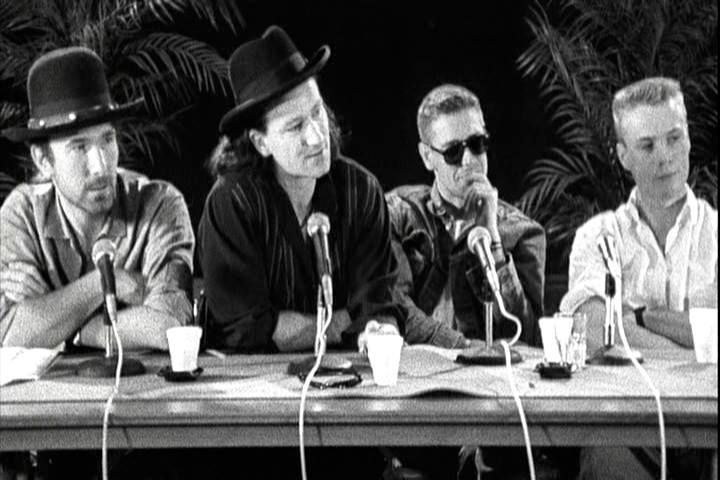 U2- I Still Haven't Found What I'm Looking For