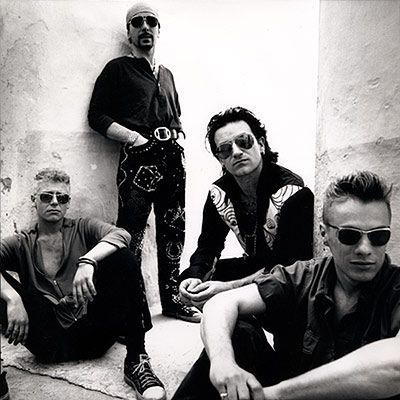 U2- Daddy's Gonna Pay for Your Crashed Car