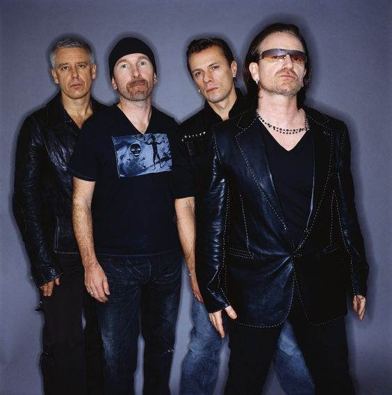 U2- Love And Peace Or Else