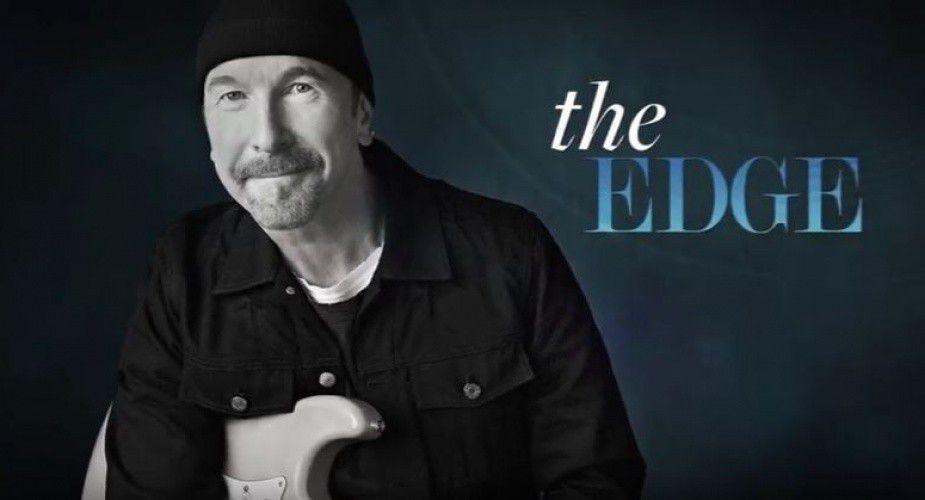 The Edge a donné une interview pour l'émission Off Camera with Sam Jones.