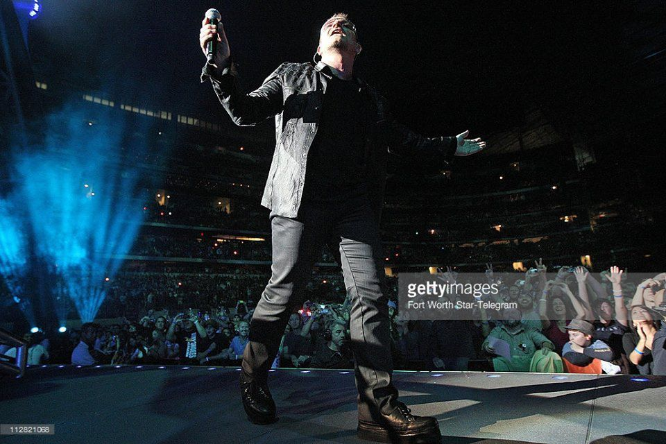 U2 -Arlington ,USA -12/10/2009