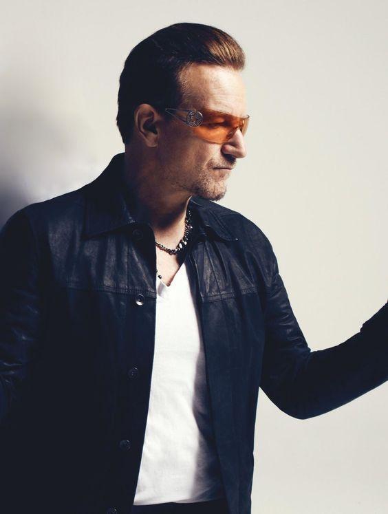 U2 -Bono -Londres -Fevrier 2014