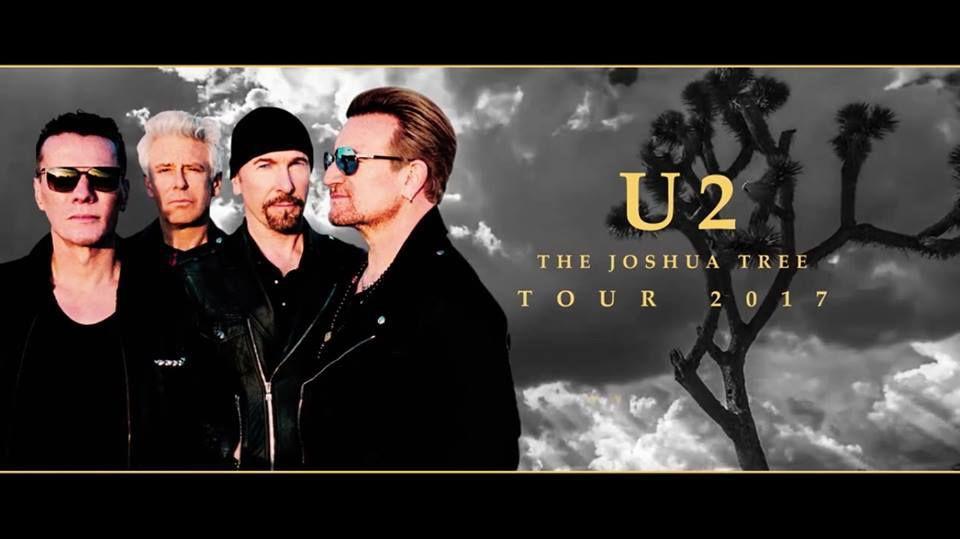 U2 dévoilera de nouveaux titres pendant sa tournée!