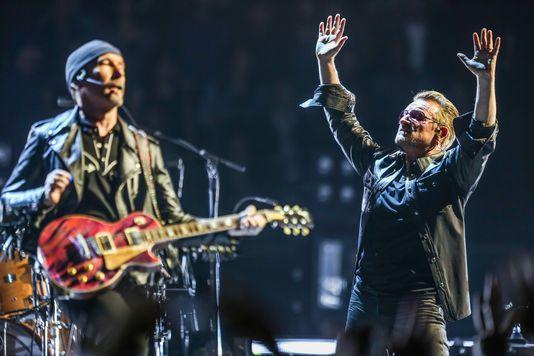 Bono explique le retard que prend le prochain album de U2