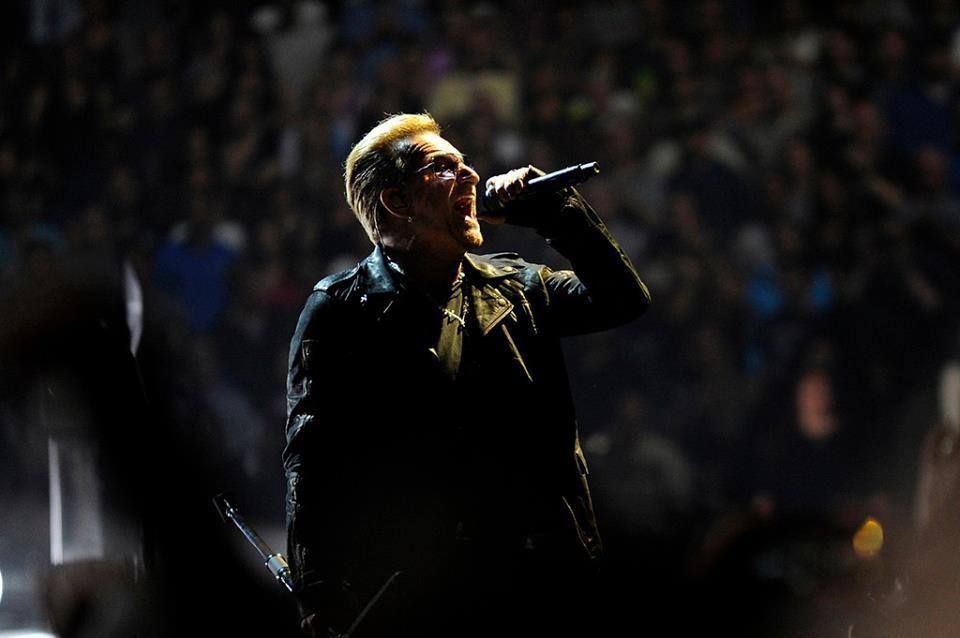 U2 Denver -Colorado 06/06/2015