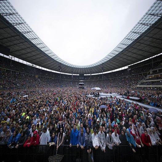 Stade olympique -Berlin
