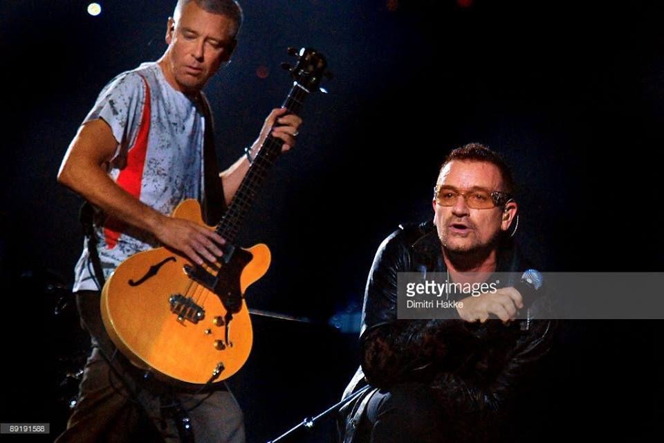 U2 -Amsterdam Pays-Bas (2) -21/07/2009