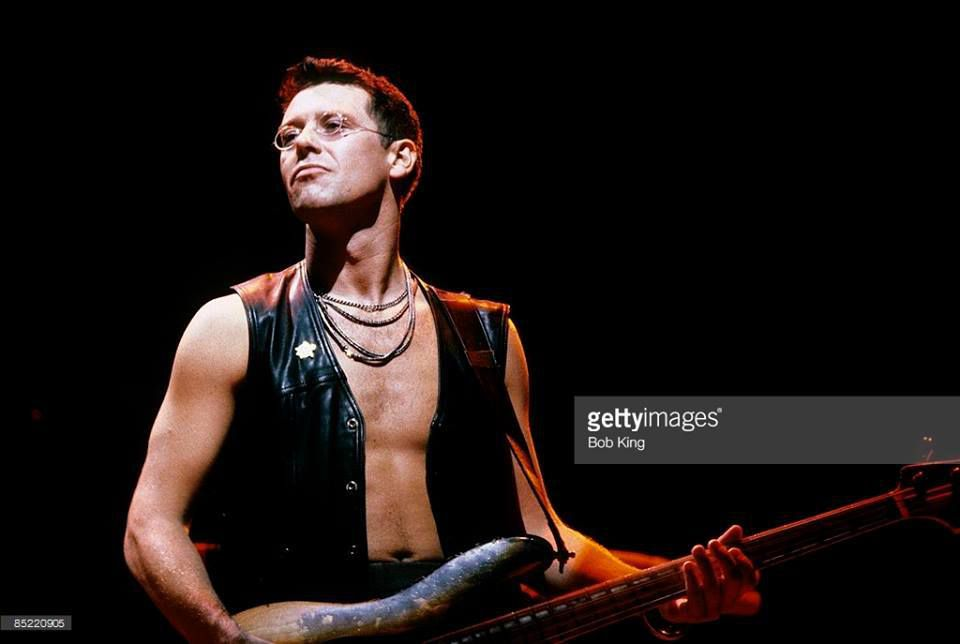 U2 -Sydney -Australie 27/09/1989 -Entertainment Center