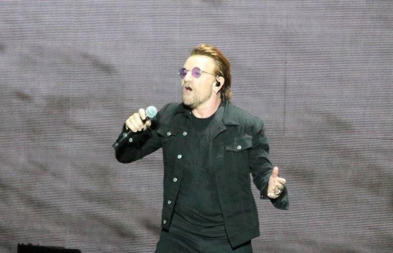 U2 -Sao Paulo ,Brésil -21/10/2017 -Morumbi Stadium (2)