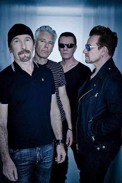 U2 -The Little Things That Give You Away
