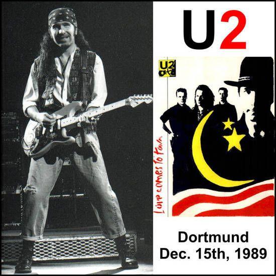 U2 -Lovetown Tour -15/12/1989 -Dortmund  Allemagne -Westfalenhalle #2