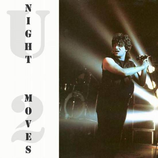 U2 -October Tour -19/02/1982 St Louis  USA  Night Moves