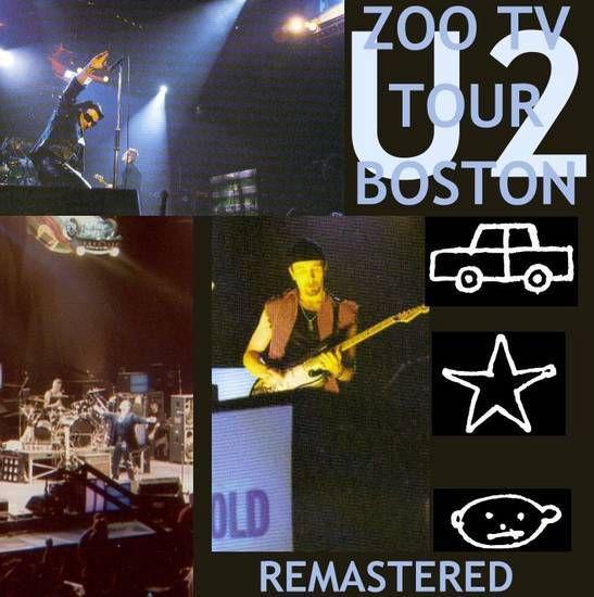 Dirty Old Town est interprété par Larry, qui est rejoint par Edge et Bono à la guitare. Le titre  Van Diemen fait son premier de seulement quelques apparences post-Lovetown Tour.