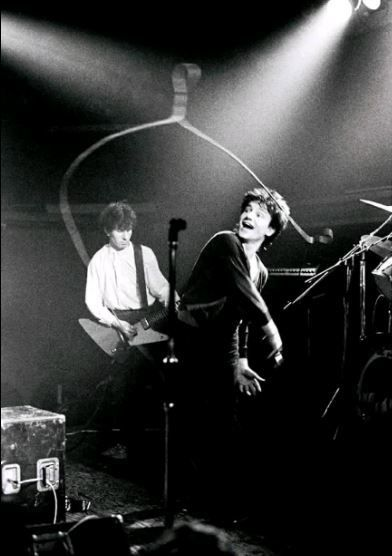 U2 -Early Days - 04/02/1980 -Cork -Irlande - Country club