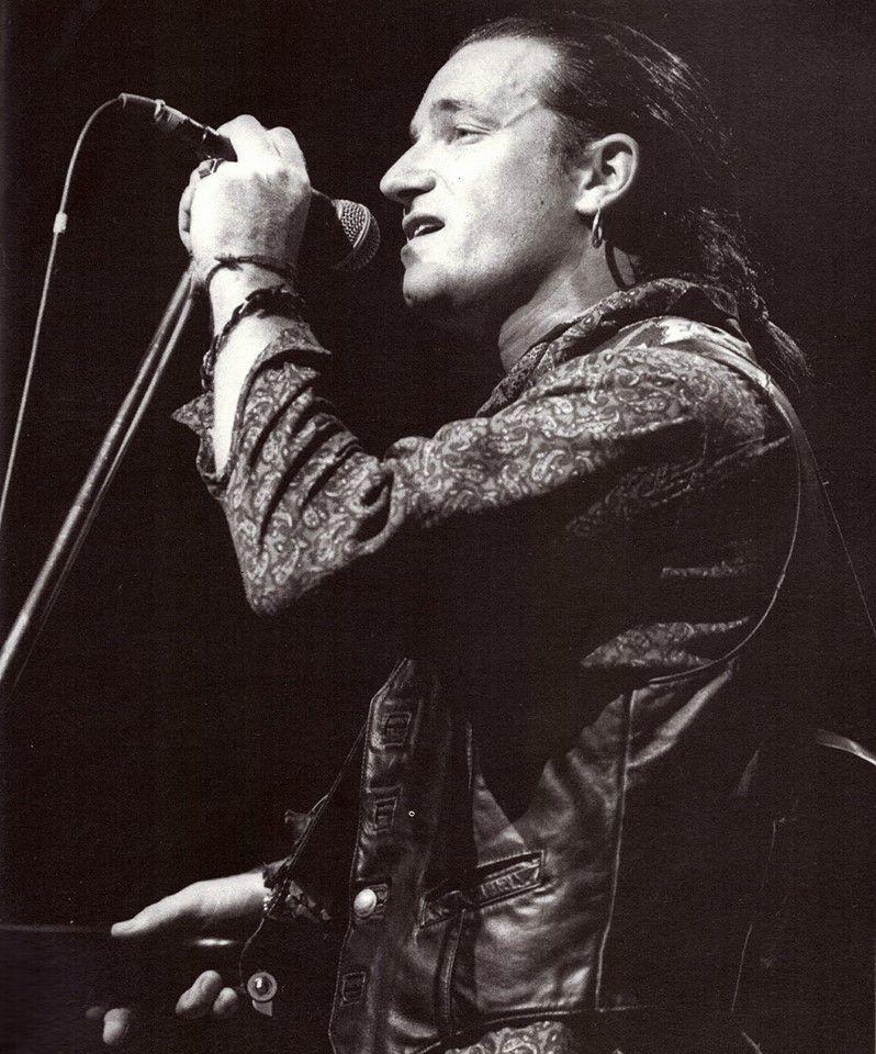 U2 -Joshua Tree Tour -17/04/1987 -Los Angeles -USA - Sports Arena (1)