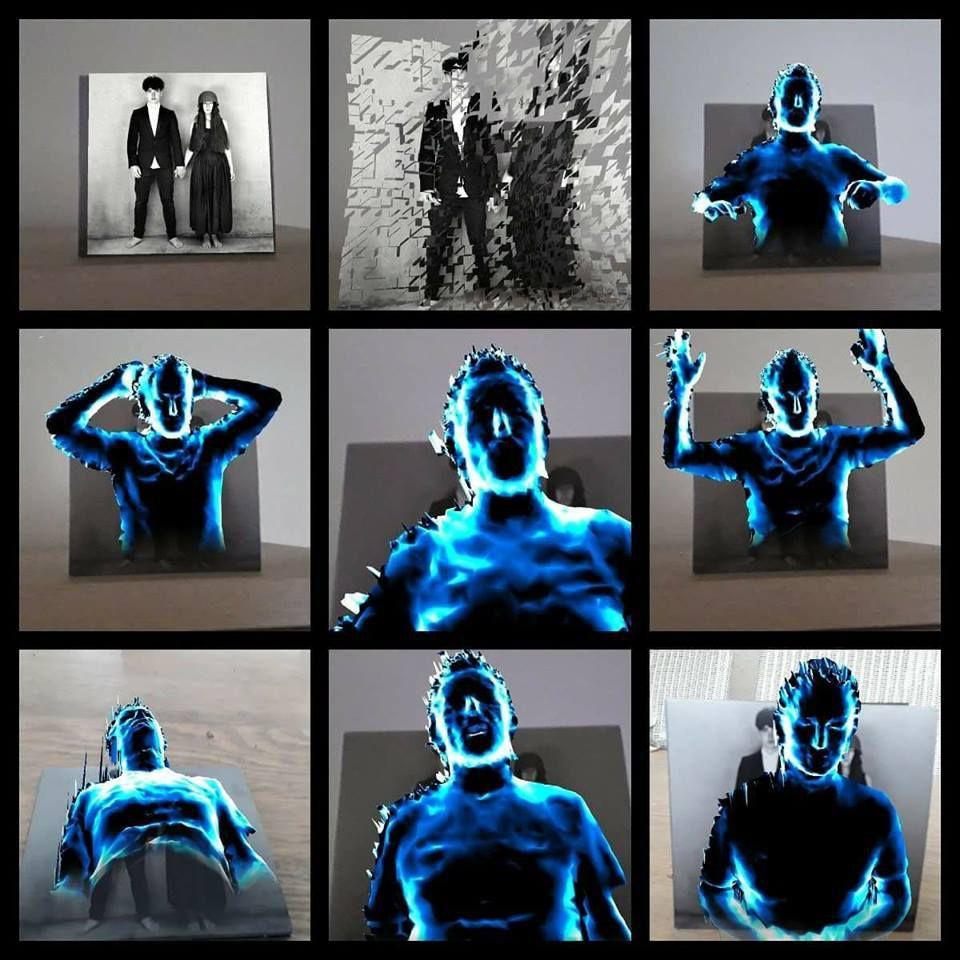U2 lance une application de réalité accrue pour l'expérience + innocence tour 23-04-2018