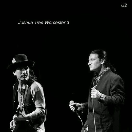 U2 -Joshua Tree Tour -04/05/1987 -Worcester -USA - The Centrum