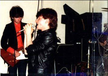 U2 -Early Days -02/06/1980 -Uneaton -Angleterre- 77 Club