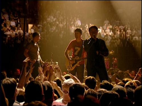 U2 -Elevation Tour -03/06/2001 -Hartford  -USA - Civic Center