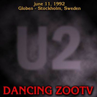 Le concert est diffusé en direct de la maison du gagnant d'un concours MTV. Bjorn et Benny d'ABBA rejoignent U2 dans Dancing Queen.