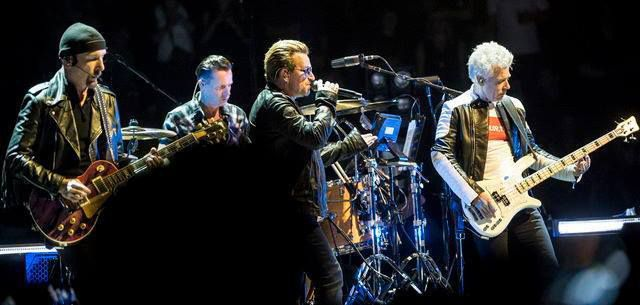 U2 -Innocence + Experience Tour -12/06/2015 -Montreal -Canada - Bell Centre