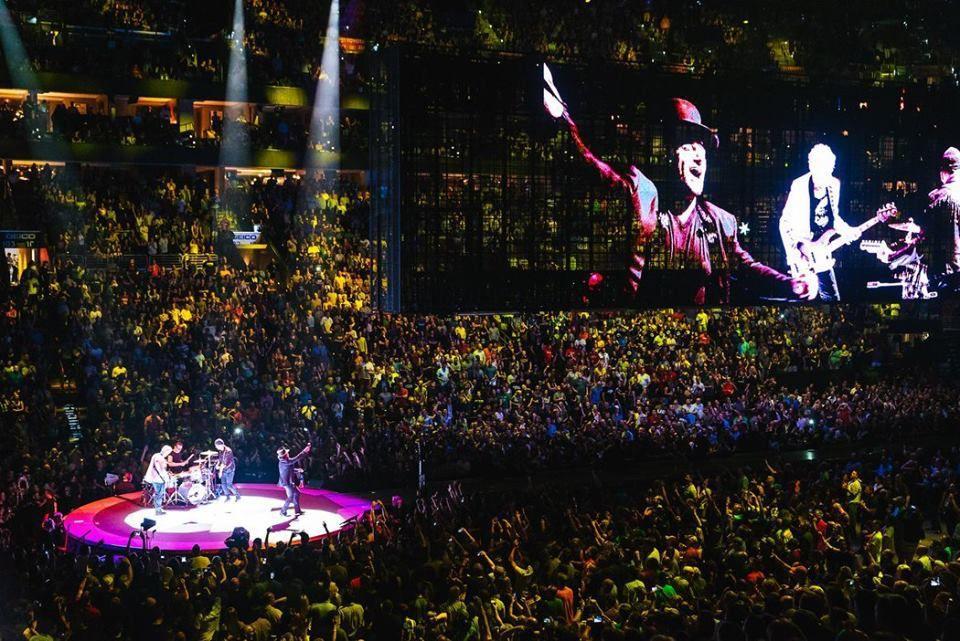 U2 -Experience + Innocence Tour -13/06/2018 -Philadelphie -Etats-Unis -Wells Fargo Center